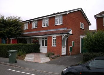 Thumbnail 2 bed property to rent in Spring Vale Road, Redditch