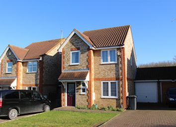 Thumbnail 3 bed link-detached house for sale in Bankside Close, Houghton Regis, Dunstable
