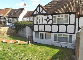 Thumbnail 3 bed semi-detached house for sale in Pampisford Road, Purley, Surrey