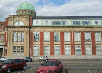 Thumbnail 2 bed flat to rent in Old Art College, Clarence Place, Newport