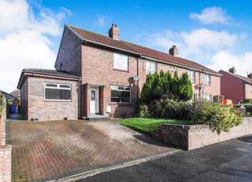 Thumbnail 4 bed end terrace house for sale in Hayhill, Ayr