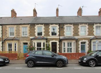 Thumbnail 2 bedroom terraced house for sale in Wyndham Road, Canton, Cardiff