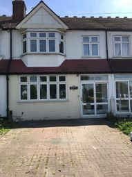 Thumbnail 3 bed terraced house to rent in Hall Lane, London