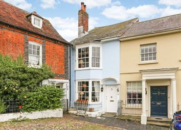 Thumbnail 3 bed town house for sale in The Green, Marlborough