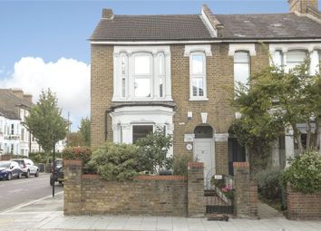 Thumbnail 4 bed end terrace house for sale in Herne Hill Road, London