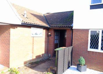 Thumbnail 1 bed bungalow to rent in Cardinals Gate, Werrington, Peterborough