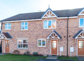 Thumbnail 2 bed terraced house to rent in Clumber Close, Loughborough