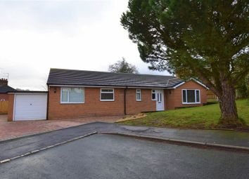 Thumbnail 3 bed detached bungalow for sale in Cedar Crescent, Endon, Stoke-On-Trent