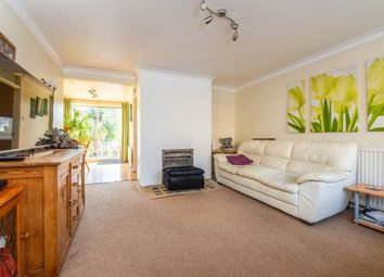 Thumbnail 3 bedroom terraced house for sale in Manor End, Uckfield, East Sussex