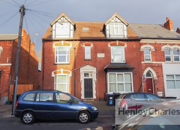 Thumbnail Studio to rent in Flat 4, Hunton Road, Erdington