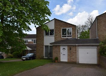 Thumbnail 4 bed link-detached house for sale in Warren Rise, Frimley, Surrey