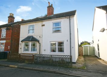 Thumbnail 2 bed semi-detached house for sale in Byfleet, Surrey