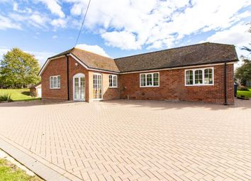 Thumbnail 4 bed detached house for sale in Watery Lane, Westwell, Kent
