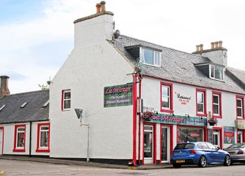 Thumbnail Restaurant/cafe for sale in La Mirage Restaurant, Dunrobin Street, Helmsdale, Sutherland