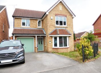 Thumbnail 4 bed detached house for sale in Ironstone Crescent, Chapeltown, Sheffield