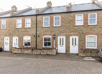 Thumbnail 3 bed terraced house to rent in Norcutt Road, Twickenham