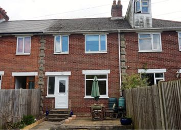 Thumbnail 3 bed terraced house for sale in Seaward Gardens, Southampton