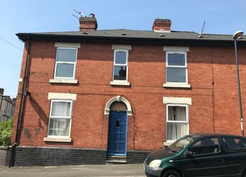 Thumbnail 2 bed end terrace house to rent in Salisbury Street, Derby