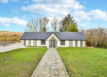 Thumbnail 3 bed bungalow for sale in Waunavon, Llanelly Hill, Abergavenny, Monmouthshire
