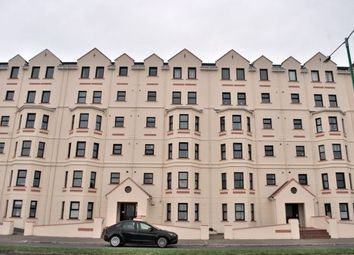 Thumbnail 1 bed flat for sale in Admirals Court, Mooragh Promenade, Ramsey