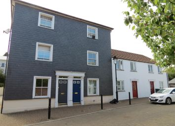 Thumbnail 4 bed town house for sale in Trevail Way, St. Austell