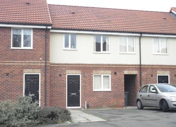 Thumbnail 3 bed town house for sale in Reginald Road, Kendray, Barnsley