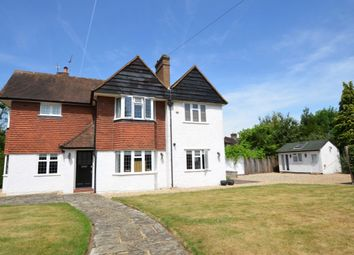 Thumbnail 4 bed link-detached house for sale in King Edwards Road, Ruislip