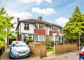 Thumbnail 3 bed semi-detached house for sale in Stanmore Gardens, Richmond