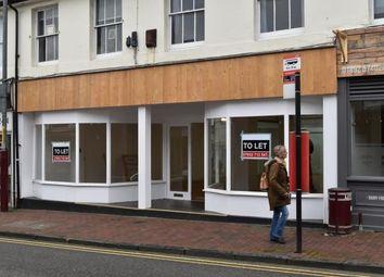 Thumbnail Retail premises to let in Albert Cottages, Camden Road, Tunbridge Wells