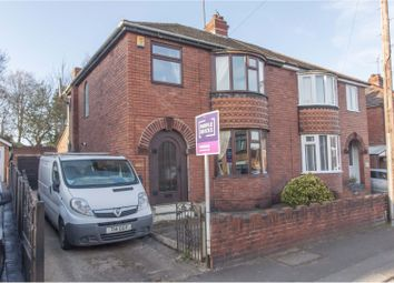 Thumbnail 3 bed semi-detached house for sale in Church Street, Mexborough