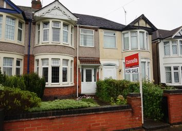 Thumbnail 3 bed terraced house for sale in Overslade Crescent, Coundon, Coventry