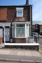Thumbnail 1 bed semi-detached house to rent in Bath Street, Stoke On Trent