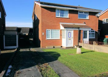 Thumbnail 2 bed semi-detached house for sale in Wheatfield Close, Bury