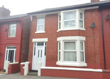 Thumbnail 3 bedroom terraced house to rent in Seafield Road, Orrell Park