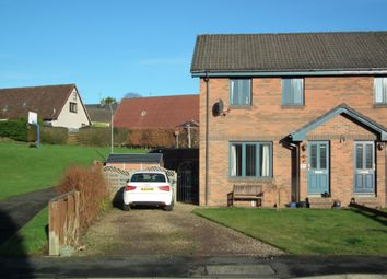 Thumbnail 3 bed semi-detached house for sale in Trinity Park, Duns