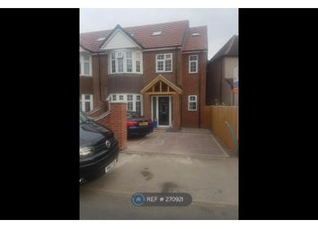 Thumbnail 6 bed semi-detached house to rent in Stpauls Rd, Coventry