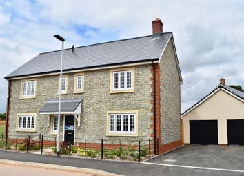 Thumbnail 4 bed detached house for sale in Killams Lane, Taunton