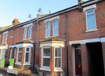 Thumbnail 2 bed terraced house for sale in Foundry Lane, Southampton, Hampshire