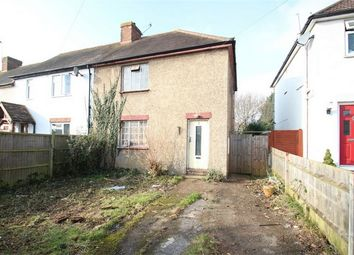 Thumbnail 3 bed semi-detached house for sale in Gloucester Road, Guildford, Surrey