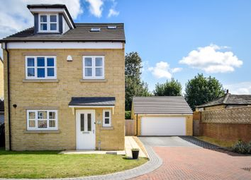Thumbnail 4 bed detached house for sale in Stonehouse Gardens, Horbury, Wakefield