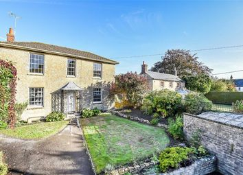 Thumbnail 5 bed detached house for sale in The Court, Burderop Close, Wroughton, Swindon