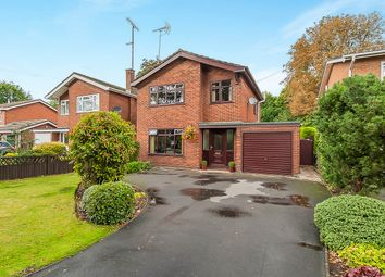 Thumbnail 3 bed detached house for sale in West Elloe Avenue, Spalding