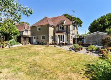 Barnham Road, Barnham, Bognor Regis PO22. 5 bed detached house for sale