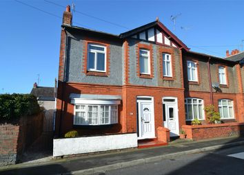 Thumbnail 3 bed end terrace house to rent in Olive Road, Neston, Cheshire