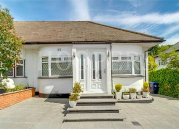 Kinloch Drive, London NW9. 2 bed semi-detached bungalow