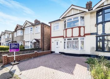 Thumbnail 3 bed semi-detached house for sale in Cherry Tree Lane, Rainham