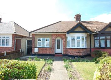 Thumbnail 2 bed semi-detached bungalow for sale in Grangewood Avenue, Grays