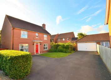 4 bed detached house for sale in Arundel Close, Thrapston, Kettering NN14