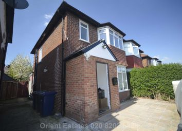 Thumbnail 2 bed flat to rent in Pennine Drive, London