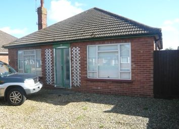 Thumbnail 3 bed detached bungalow for sale in Cannerby Lane, Sprowston, Norwich